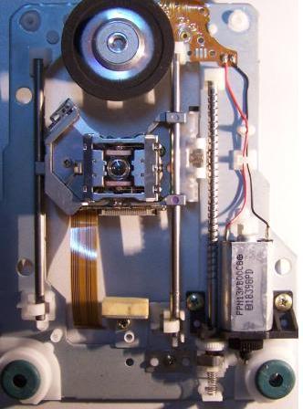 光驱电机电路原理图