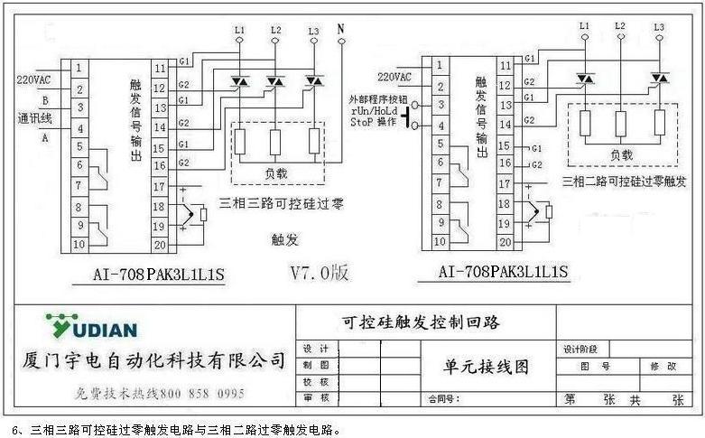 直接采用可控硅控温与采用固态继电器控温相比,加热管