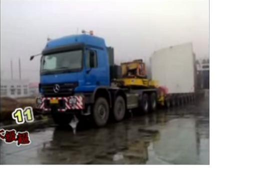 116个轮子的超级大货车-专业自动化论坛-中国工控网