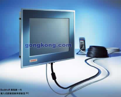 Beckhoff推出新一代嵌入式控制面板和面板型PC-CP62xx/CP66xx/cp69XX系列