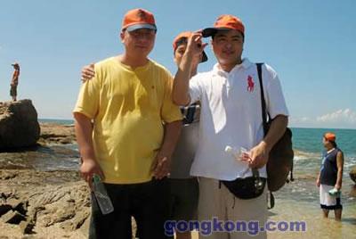 安邦信营销中心注重企业文化建立组织惠东双月湾,海龟岛一日游