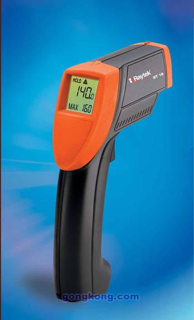 福禄克推出ST18红外测温仪