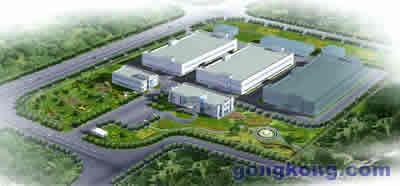 无锡/无锡工厂俯视图...