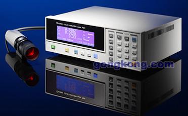 致茂电子推出新一代的显示器色彩分析仪