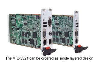 研华直焊型 CompactPCI CPU卡首映