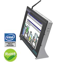 艾讯推出全新 10.4寸高亮度超薄型无风扇触控式液晶计算机 – GOT-3100T