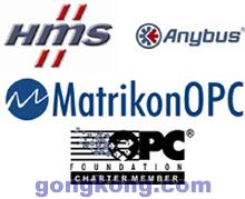 HMS 与Matrikon 共同发布Anybus OPC Server