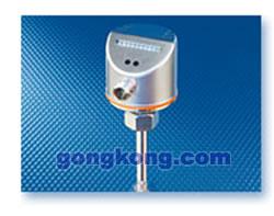 易福门电子最新推出具有耐用不锈钢外壳的流量传感器