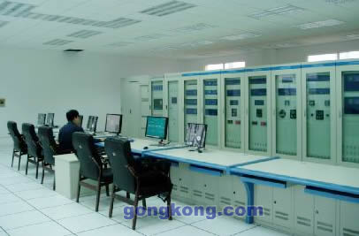 110kv降压变电站接线图