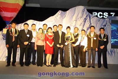 西门子SIMATIC PCS 7过程控制系统的最新版本V7.0正式进入中国市场