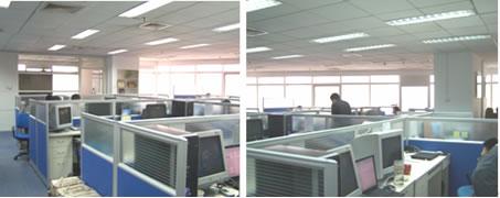 位于海淀区中关村大厦6层的力控科技北京总部