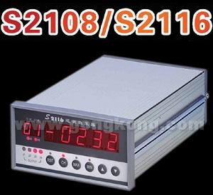 西姆宏推出新一代巡测仪表-S2108/S2116巡测数采器