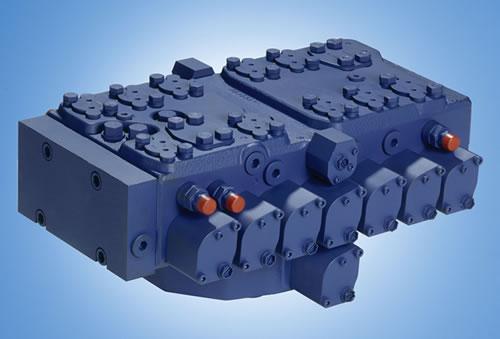 用于挖掘机的力士乐高效率控制阀M9