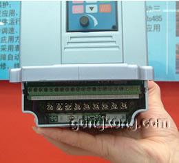 二、INVT小型塑壳变频器接线端子