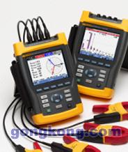 福禄克推出首款手持式三相电能质量分析仪
