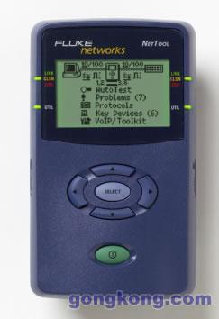 全新手持式VoIP测试仪加速了IP电话部署和故障诊断速度