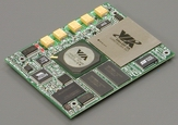 CompuLab發布基于威盛VIA Eden ESP (VIA C3) CPU的嵌入式SOM模塊