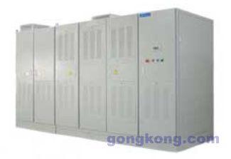 艾帕成功开发无速度传感器矢量控制高压变频器