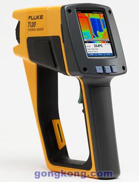 福禄克公司最新推出全新红外热像仪Ti20