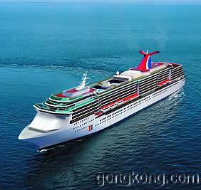 在狂欢节幽灵号的第一个航行季中,她两次通过巴拿马运河航行在阿拉斯加和南/西加勒比之间。