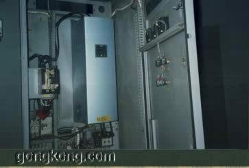 改造后的VACON变频器控制