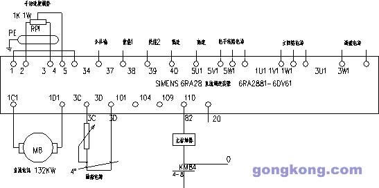西门子6ra28全数字直流调速装置在冷弯机组上的应用
