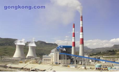 300mw火力发电厂主接线图