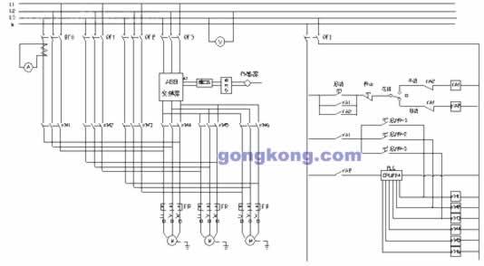 fr s540变频器主回路端子接线图