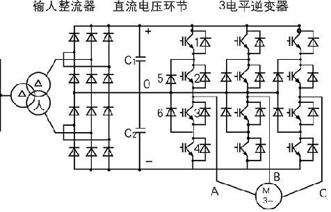 油液换热器结构示意图