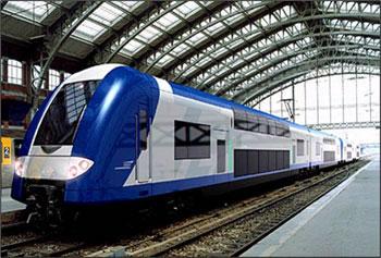 SNCF公司的新一代双层区域列车项目