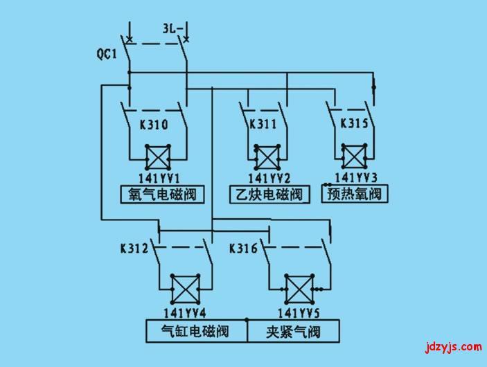 电路 电路图 电子 原理图 703_530图片