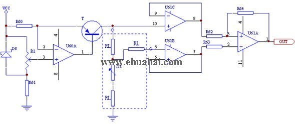 烤火炉控制器接线图